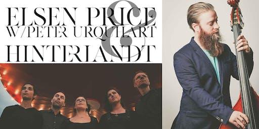 Elsen Price w/ Peter Urquhart & Hinterlandt | Live @ The Boilerhouse