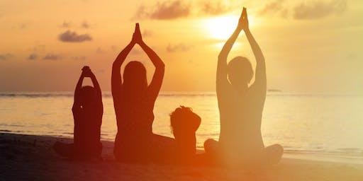 LHLC - Family Yoga Night