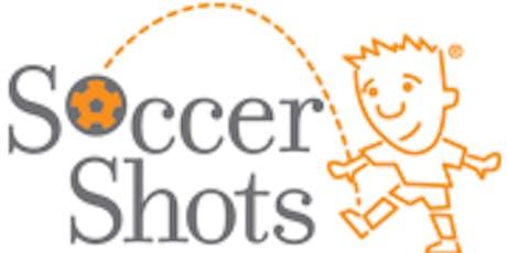 Soccer Shots Open House tickets