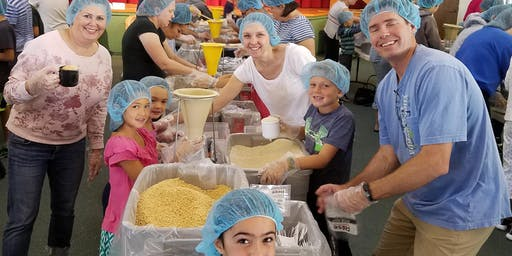 Rise Against Hunger Meal Packing - Oct. 5 & 6 (@ LAUMC)