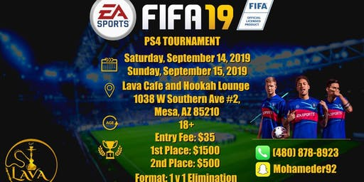 FIFA 19 PS4 TOURNAMENT