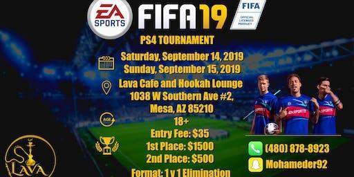FIFA 19 PS4 TOURNAMENT