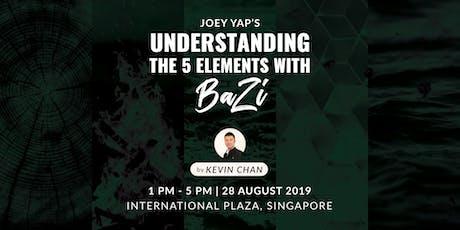 Understanding the 5 elements of BaZi tickets
