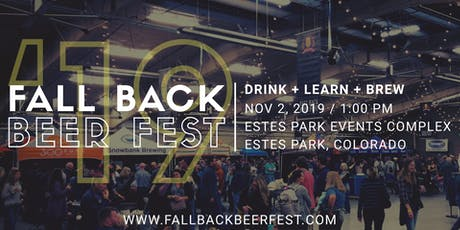 Fall Back Beer Fest 2019 tickets