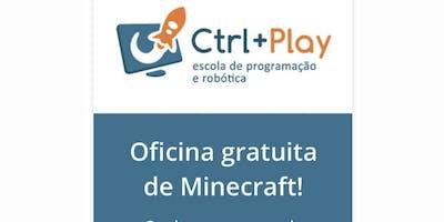 Minecraft - Oficina Gratuita