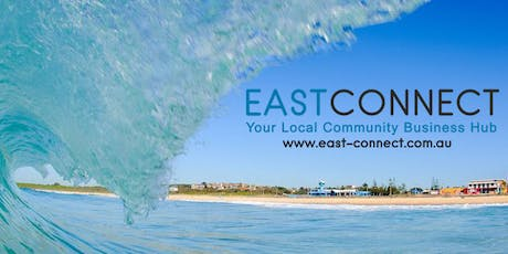 East Connect Networking Open Day - Guest Speaker Kate Toon tickets