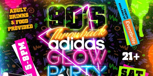 90's Throw Back Adida's Soul Glow Party