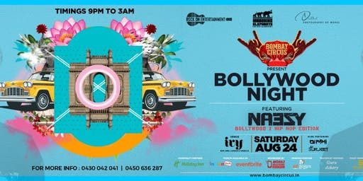 Bollywood Hip Hop Night featuring Naezy the GullyBoy in Sydney