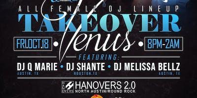 Venus Takeover ~ All Female DJ Lineup | 10.18