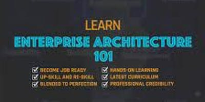 Enterprise Architecture 101_ 4 Days Virtual Live Training in Brussels