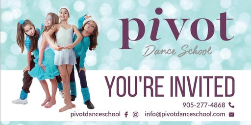 FREE Kids Dance Classes in MISSISSAUGA - Appreciation Event!