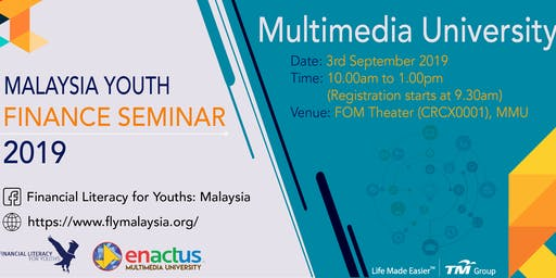 Malaysian Youth Finance Seminar (MYFS)