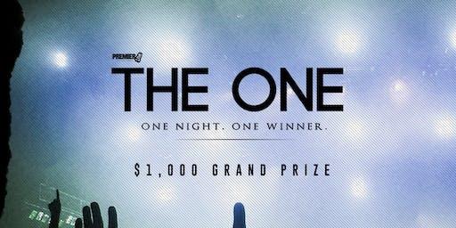 The One: San Antonio $1,000 Competiton