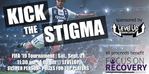 Kick The Stigma FIFA '19 Tournament