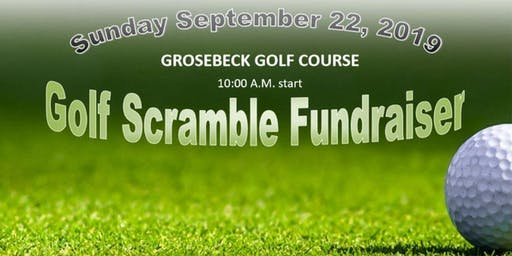 Junior Gold Golf Scrimmage Fundraiser