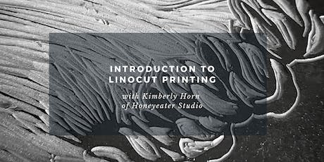Introduction to Linocut Printing tickets