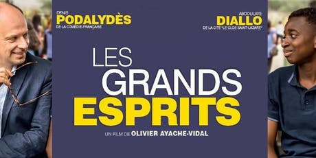 Ciné-Club - Les Grands Esprits (The Teacher) tickets