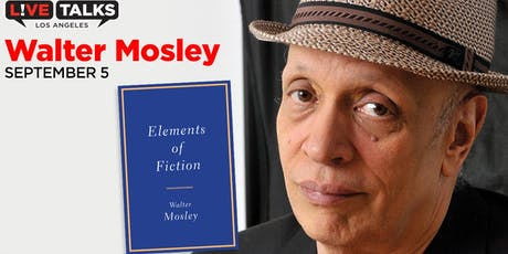 An Evening with Walter Mosley tickets