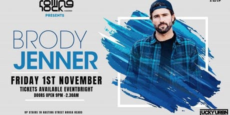 Brody Jenner tickets