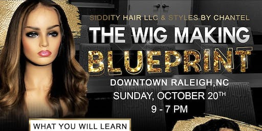 The Wig Making Blueprint