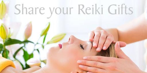 Reiki Share - October 2019