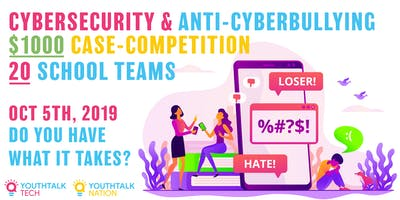 YouthTalkTech - Cybersecurity and Anti-Cyberbullying Case-Competition