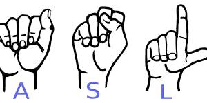 Fall 2019 ASL classes