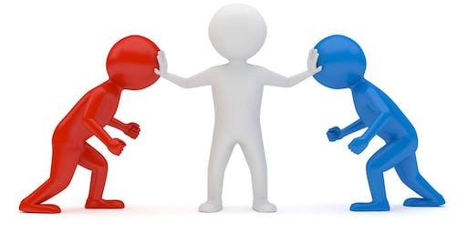 Conflict Management Classroom Training in Roanoke, VA