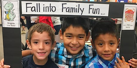 Fall into Family Reading Fun Event tickets