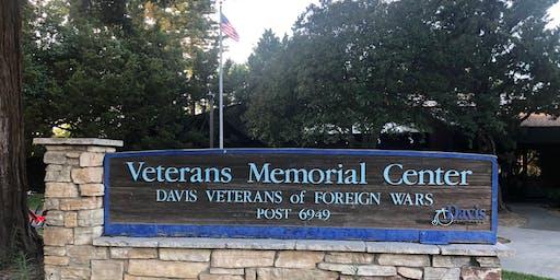 VFW Post 6949 Davis Future Directions & Recruitment Reception