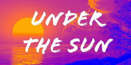 Under the Sun Sip & Paint  tickets