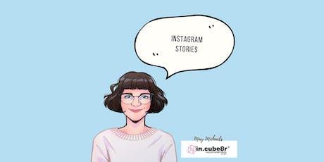Instagram Stories - Marketing Kickstart for Creatives - Fitzroy tickets