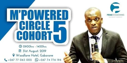 M'Powered Circle Leadership Academy Cohort 5