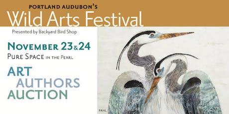 2019 Portland Audubon Wild Arts Festival tickets