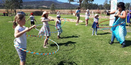 Hula Hooping Class!  tickets