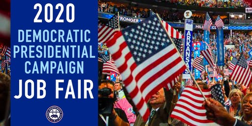 Presidential Campaign Job Fair