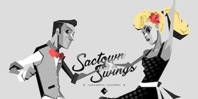 Sactown Swings' NYE Party 2019