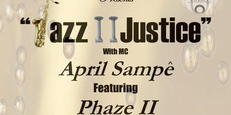 Jazz to Justice tickets