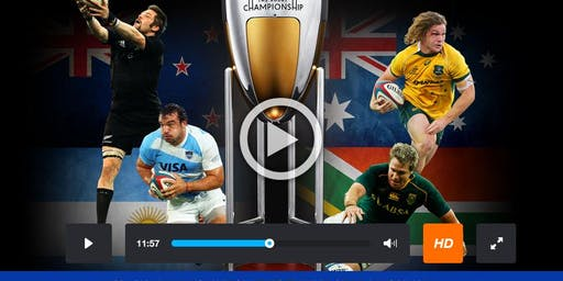 Rugby..New Zealand v Australia Live