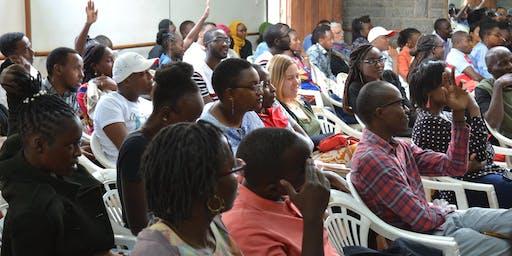 September Book Club Meet Up at the Kenya National Theatre