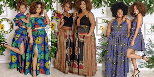 Tribe of Dumo Afrocentric Pop Up Shop & Fashion Show Tulsa, OK