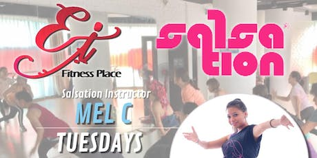 SALSATION® Dance Workout - Sungai Besi tickets