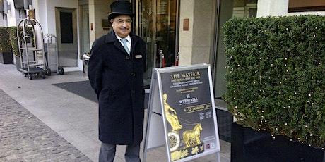 The Mayfair Antiques & Fine Art Fair tickets
