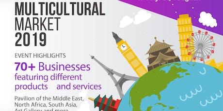 Multicultural Market - Vaughan tickets