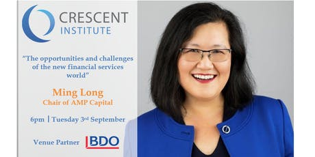 Ming Long at the Crescent Institute tickets