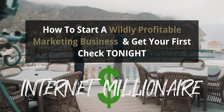 FREE Webinar - How to start an online business & How to make money online. tickets
