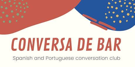 El Barrio Spanish and Portuguese Conversation Club tickets