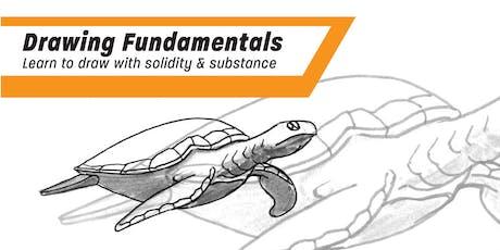 Drawing Fundamentals Workshop | OCTOBER 2019 tickets