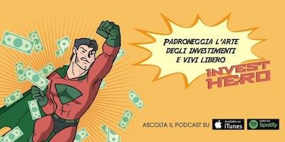 INVESTHERO MEET UP  - EVENTO PER INVESTITORI - ACT.3
