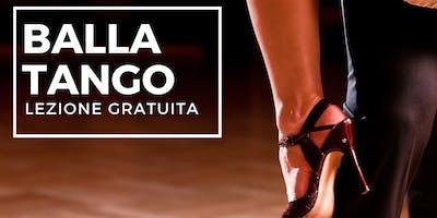Lezione di prova Gratuita - Balla il Tango
